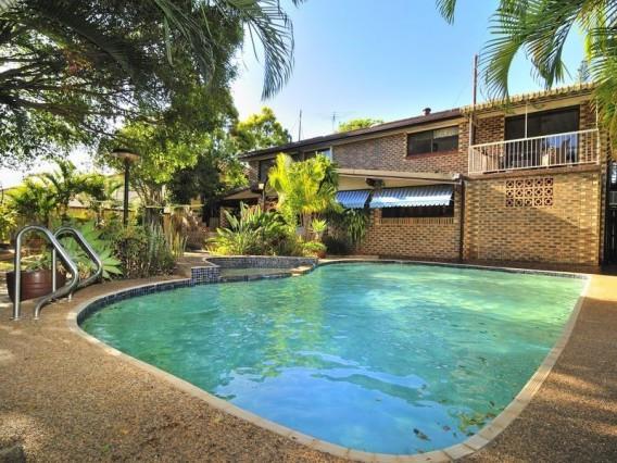 Fabulosa casa australiana con piscina residencia de - Residencia de manila swimming pool ...