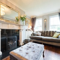 lovely town house near city Dublin, Irland