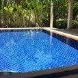 Two story townhouse pool villa. Room for rent with ensuite, and separate own office den room. in Choeng Thale 9077