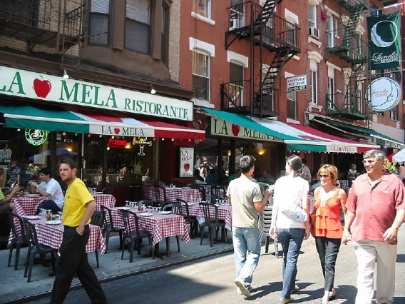 Little Italy una camera da letto su Mulberry Street