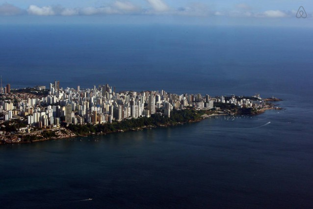 Colocation A El Salvador of Bahia