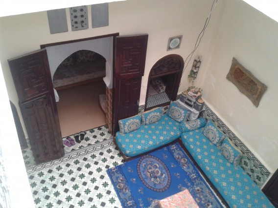 Traditional Moroccan Townhouse