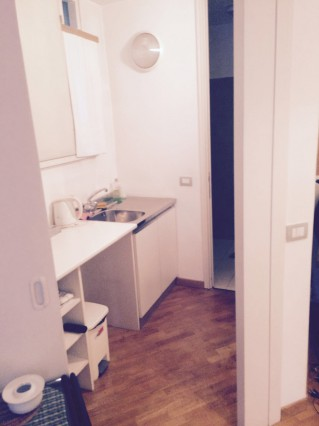 Independent apartment in family