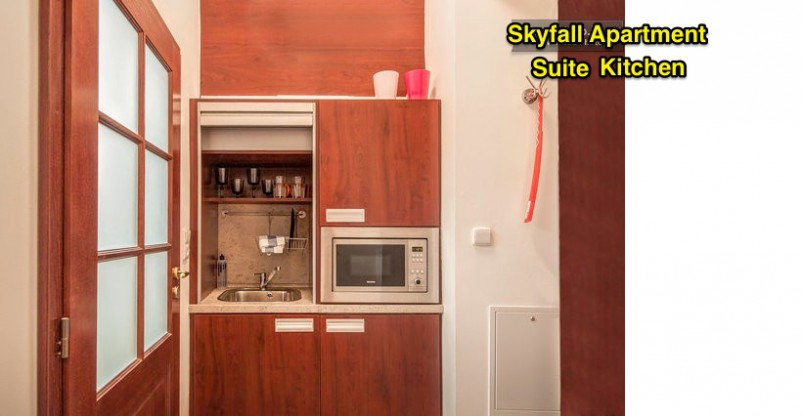 Skyfall Suite Apartment