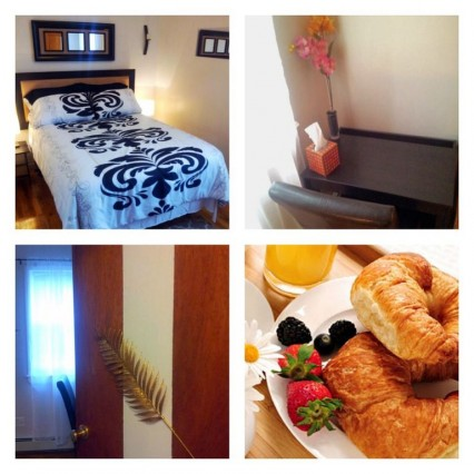 Fantastic spacious fully furnished room + meals