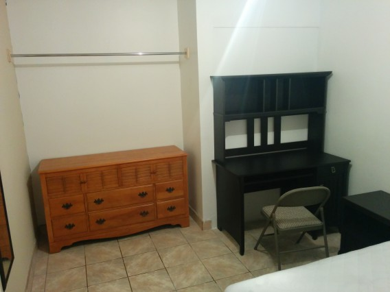 Furnished Private Rooms with All Utilities Included