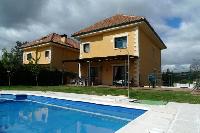 Beautiful house in Torrelodones