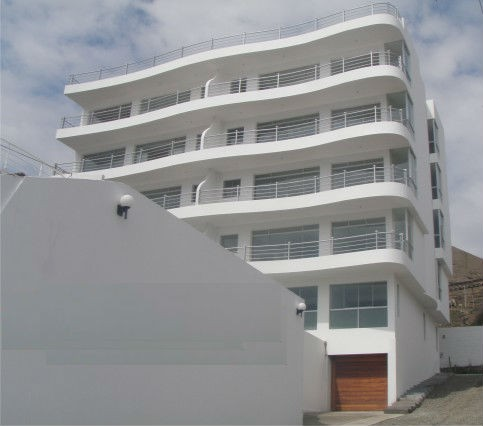 Large and exclusive apartments in the best area of huanchaco