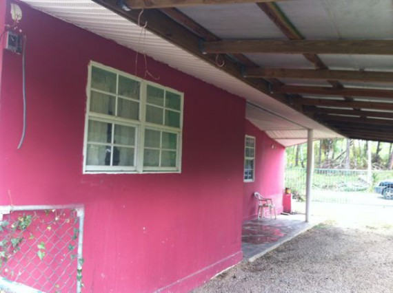 Student House Available For Medical Students at CAHSU in BELIZE