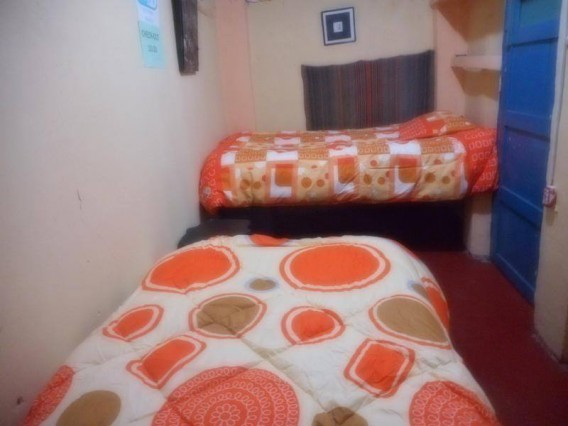 Mix dorm with shared bathroom in Hostel