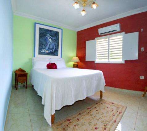 Private room in Trinidad, Cuba