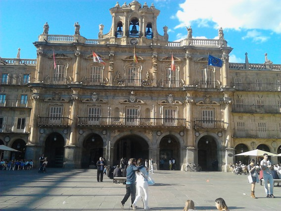 BEAUTIFUL SALAMANCA CITY