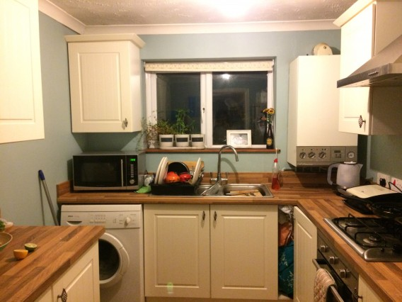 Double Room in a quiet area of town