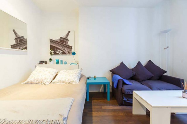 Comfortable apartment in the heart of Paris