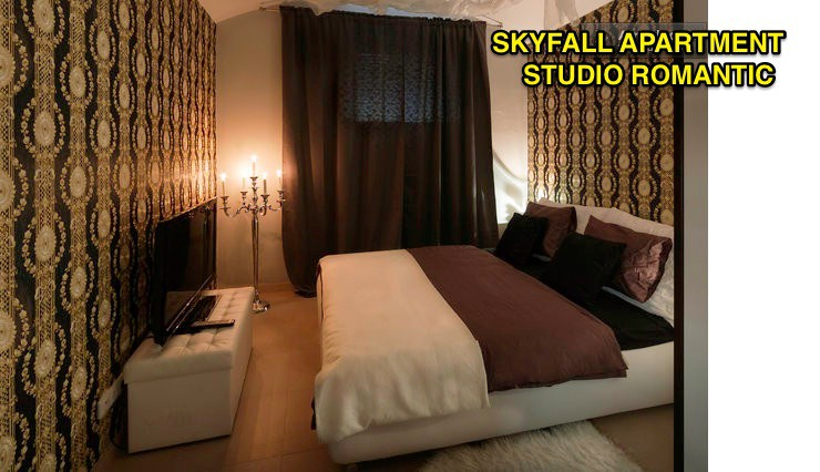 Skyfall Apartment Luxury room in Centre Prague