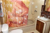 Double Room with private bathroom ensuite in Hostel