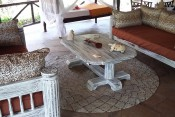 Garden view bed and breakfast african styled