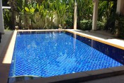 Two story townhouse pool villa. Room for rent with ensuite, and separate own office den room.