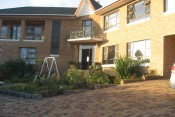 Spacious rooms in Somerset West
