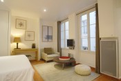 1 room furnished apartment in Lyon Part Dieu