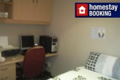 Furnished Bedroom Avail in Homestay